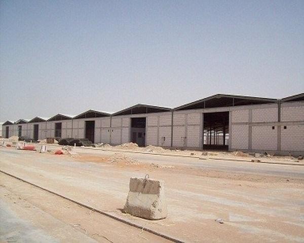 شركة بناء هناجر ومستودعات شينكو بالرياض