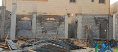 شركة بناء ملاحق بالرياض