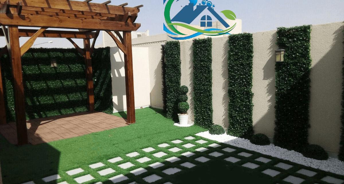 شركة تركيب عشب جداري بالرياض