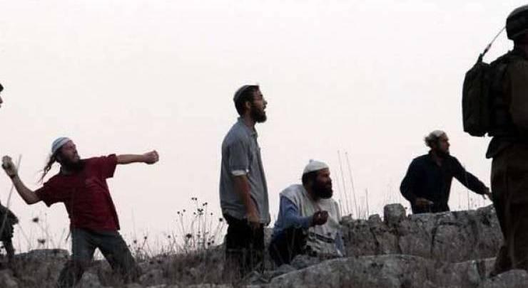 مستوطنون يقتحمون المنطقة الأثرية في وادي الباذان