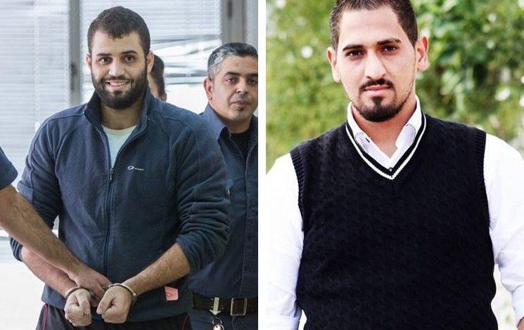 الشهيد بهاء عليان والأسير بلال أبو غانم