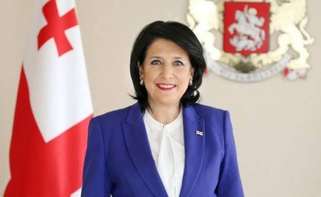 Salome Zurabiszwili prezydent Gruzji wyznaczyła datę wyborów parlamentarnych