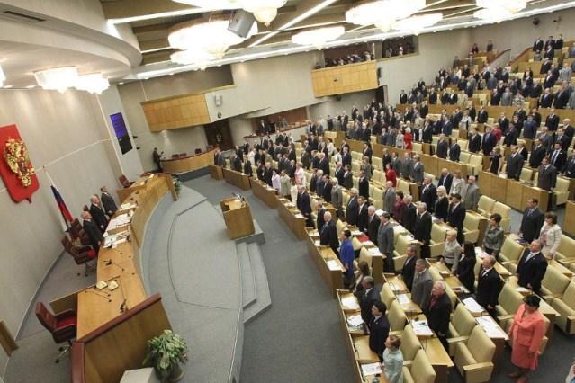 Duma Państwowa w Rosji
