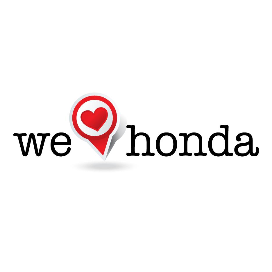 WeHeartHonda // Logo Design