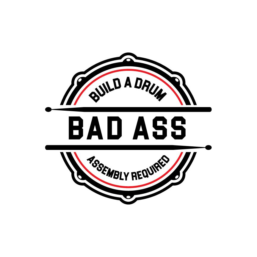 Bad Ass Drums // Logo Design