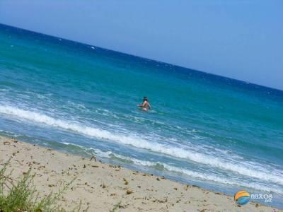 Psili Ammos beach, Naxos