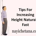लम्बाई बढ़ाने के 23 आसान उपाय ? How to increase height tips in hindi