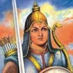 महान वीरांगना रानी दुर्गावती की जीवनी ! Rani Durgavati  Biography In Hindi