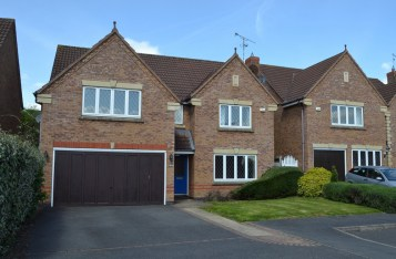 Monroe Close, Market Harborough