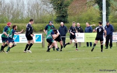 Market Harborough Rugby Club promoted!