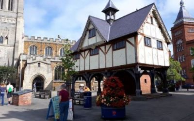 Market Harborough named the most liveable place in the UK