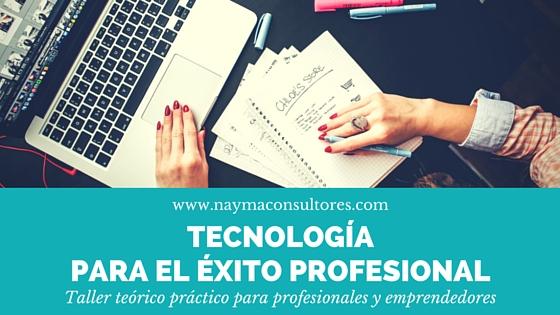 Tecnología para el Éxito Profesional