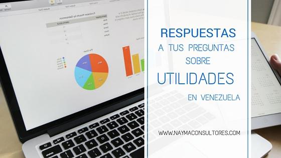 Respuesta Pago de Utilidades Venezuela
