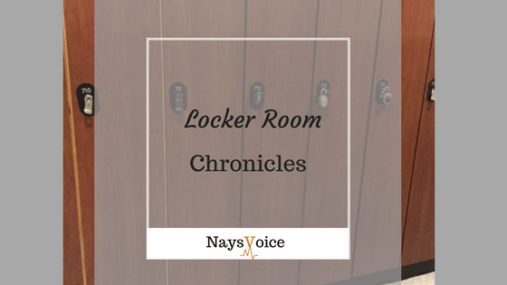 plus size locker room