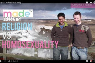 LGBT History Month - My Darling Naz and Our Search for Sunrise