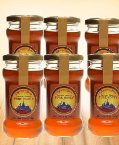Nazareth Honey 6 Jars