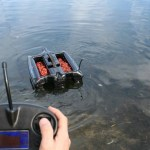 remote controlled fishing device