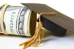 cash and graduate cap