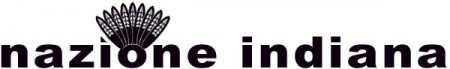 Logotipo originale Nazione Indiana con piume