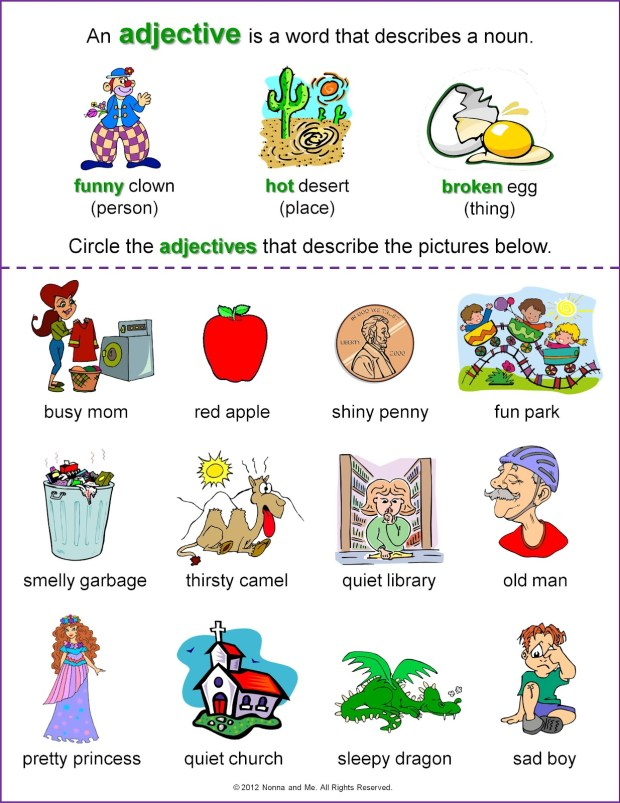 english worksheets for grade 2 اوراق عمل صف ثاني