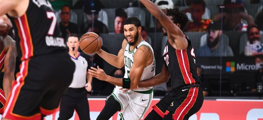 Keys to the Game: Heat 125, Celtics 113 | Boston Celtics