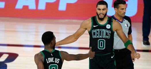 Keys to the Game: Celtics 109, 76ers 101 | Boston Celtics