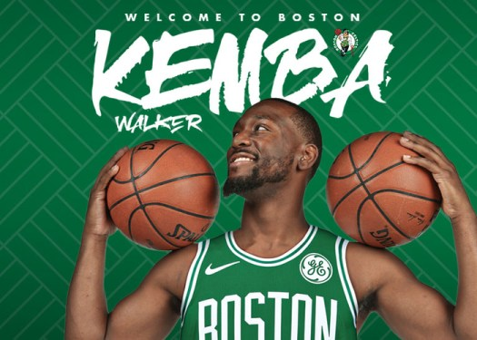 Celtics Acquire Three-Time All-Star Kemba Walker | Boston ...