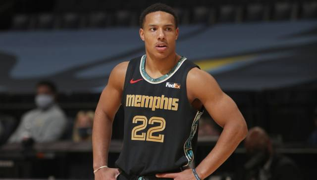 Desmond Bane selected to NBA All-Rookie Second Team | Memphis Grizzlies