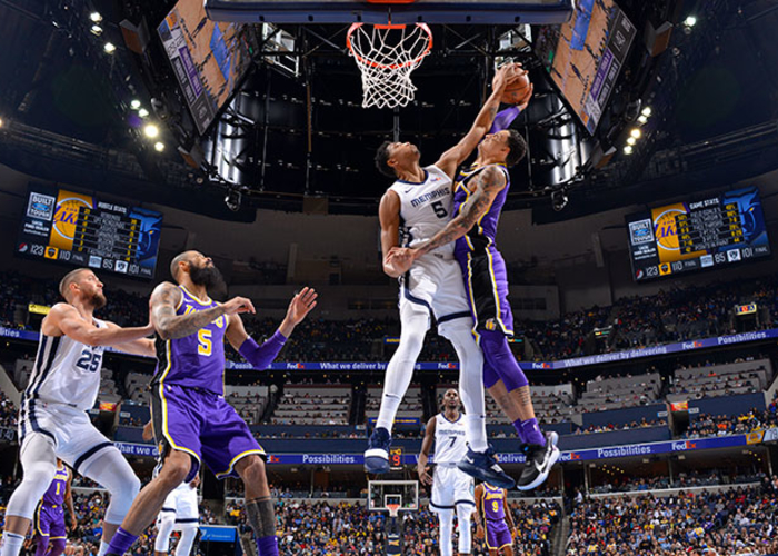 Image result for bruno block vs lakers