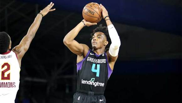 Hornets Recall Devonte' Graham From Greensboro Swarm | Charlotte ...