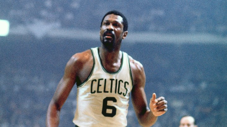 Legends profile: Bill Russell | NBA.com