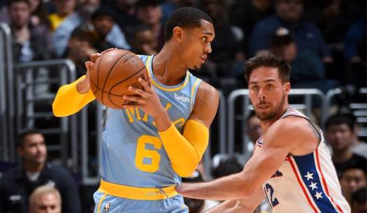 Running Diary: Lakers vs. 76ers (11/15/17) | Los Angeles ...