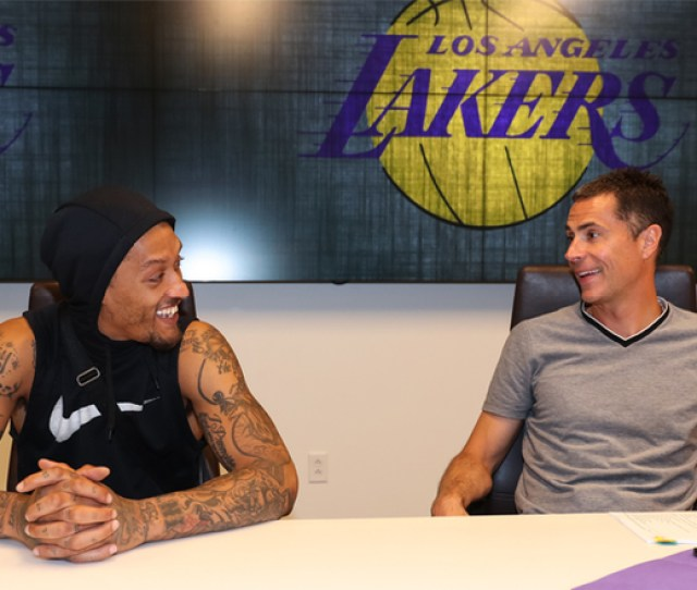 Michael Beasley Joining Lakers A Chance To Be Part Of Something Special Los Angeles Lakers