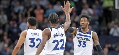 Having Earning A Winning Record, Wolves Ready To Continue Building | Minnesota Timberwolves