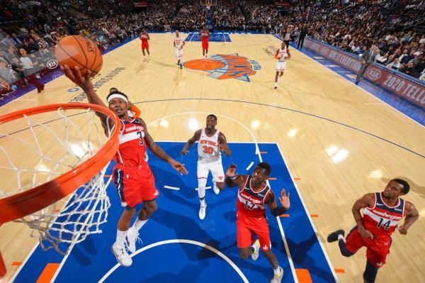 Wizards run by Knicks in third preseason game, 115-99 | Washington Wizards