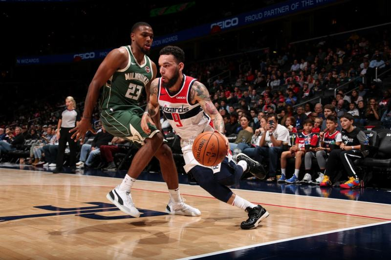 Wizards battle, but fall to Bucks in fourth preseason game | Washington Wizards