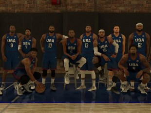 Screenshot NBA2K16
