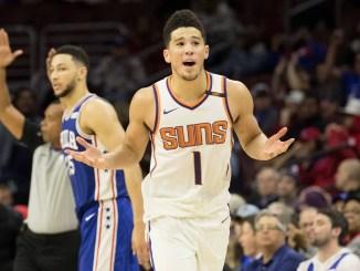 Devin Booker, NBA, Phoenix Suns