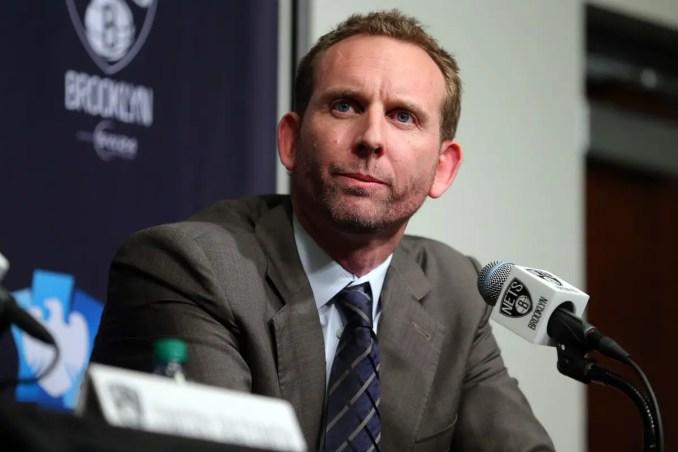 Brooklyn Nets, NBA, Sean Marks