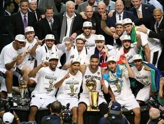 NBA, San Antonio Spurs