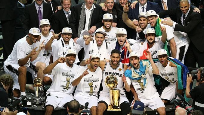 San Antonio Spurs  Team Still Prizes Culture in Era of Player Movement a7947f59004