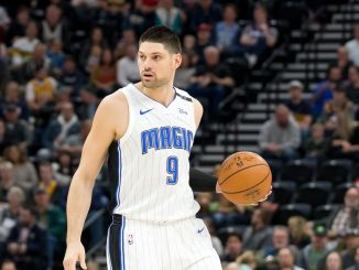 Nikola Vucevic, NBA, Orlando Magic