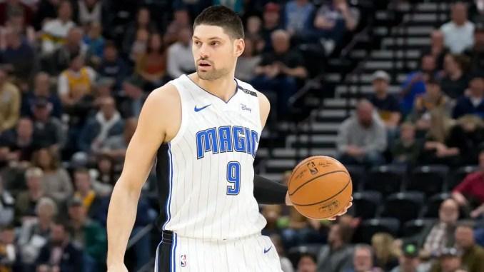 Nikola Vucevic, NBA, Orlando Magic