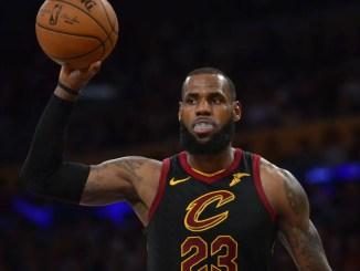 LeBron James, Los Angeles Lakers, NBA