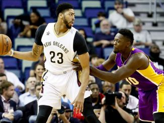 Anthony Davis, NBA, New Orleans Pelicans, Pacers