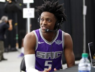 De'Aaron Fox, NBA, Kings