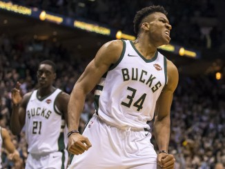 Giannis Antetokounmpo, Milwaukee Bucks, NBA