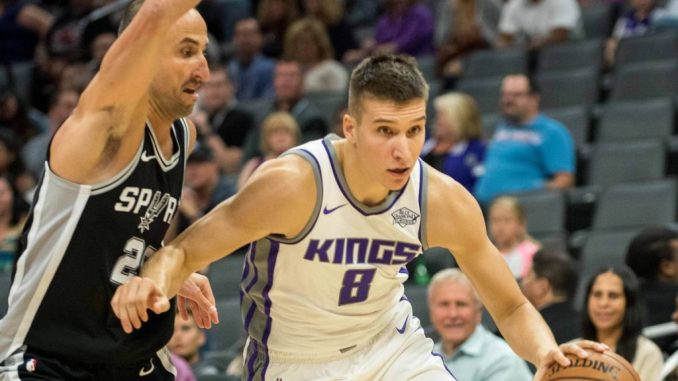 Bogdan Bogdanovic, NBA, Sacramento Kings, Bucks