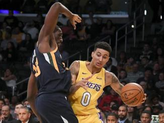 Kyle Kuzma, Los Angeles, NBA