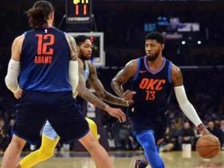 NBA, Oklahoma City Thunder, Paul George